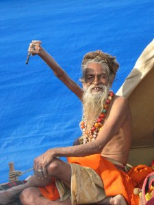 One-Armed Baba