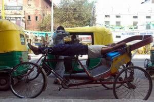 Rickshaw-Wallah