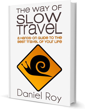 The Way of Slow Travel Book Cover